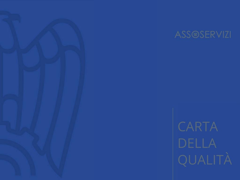 Carta della Qualità di Assoservizi Grosseto e Siena