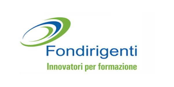 """Logo Fondazione Fondirigenti """"G. Taliercio"""", promossa da Confindustria e Federmanager per favorire lo sviluppo della cultura manageriale"""