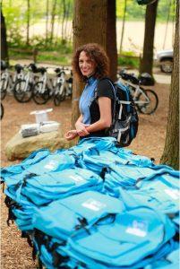 Roberta Papi: la nostra Docente esperta Outdoor Training