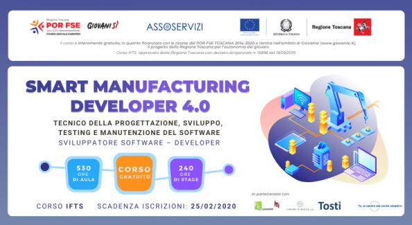 IFTS Smart Manufacturing 4.0