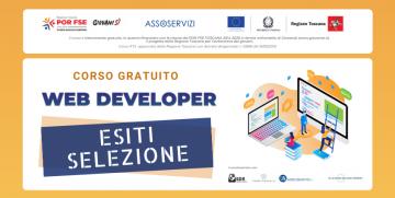 Esiti selezione corso Web Developer