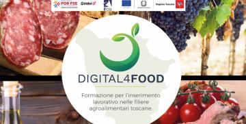Report generale conclusione progetto DIGITAL 4 FOOD