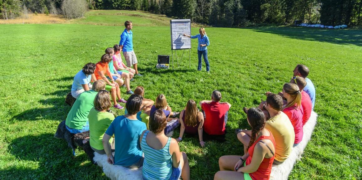 Outdoor Training – La scelta della Location