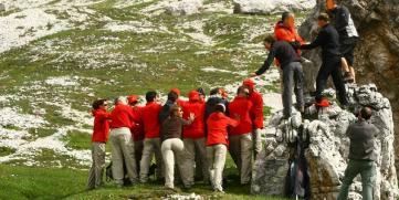 Cos'è l'Outdoor Training Aziendale?