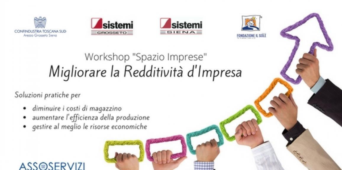 Workshop Gratuito: Migliorare la Redditività d'Impresa